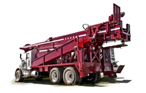 Foremost DR-12 Dual Rotary Drill Rig waterwell & construction Waterwell & Construction Drills DR12 cutout