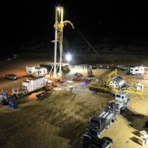 Foremost Coiled Tubing Drill Rig