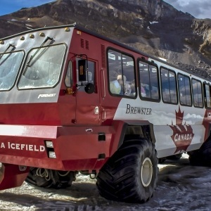 Foremost Brewster Off Road Terra Bus terra bus Terra Bus Columbia Ice Field Truck 300x300