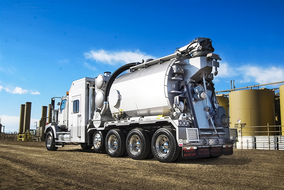 Foremost 1600 Non-Code Hydrovac Model | Foremost