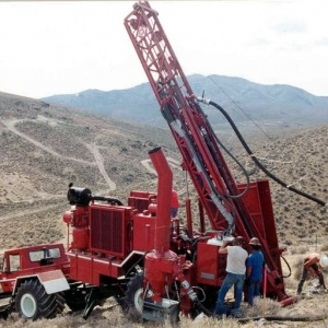 Foremost Explorer 1500 Exploration Drill Rig