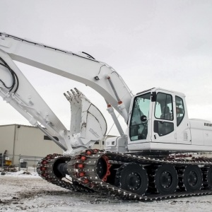 Foremost Husky 4 Tracked Excavator
