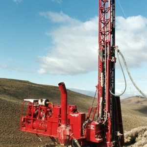 Foremost Discoverer MPD 1500 Exploration Drill Rig