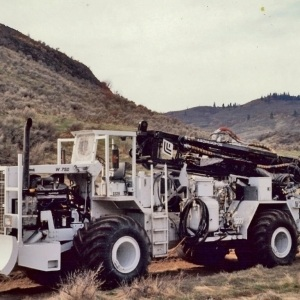 Foremost Prospector 3 Exploration Drill Rig