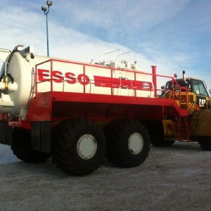 Foremost VT4000 vt4000 off-road vac truck VT4000 Off-Road Vac Truck VT 400 Stettler Dec