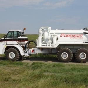 Foremost Off Road VT4000 Vac Truck