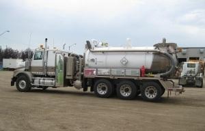 Foremost FCV1616 Straight Vac Truck
