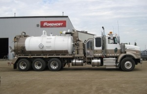 Foremost FCV1616 Straight Vac Truck