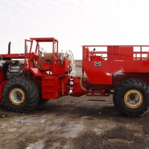 Foremost Oilfield Support Vehicle