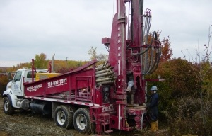 Foremost DR-12 Dual Rotary Drill Rig dr-40 DR-40 DR12 3 300x192
