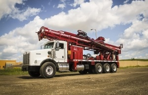Foremost DR-24HD Heavy Duty Dual Rotary Drill Rig dr-24hd DR-24HD DR24HD 3 300x192