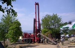 Foremost DR-24HD Heavy Duty Dual Rotary Drill Rig dr-24hd DR-24HD DR24HD 6 300x192