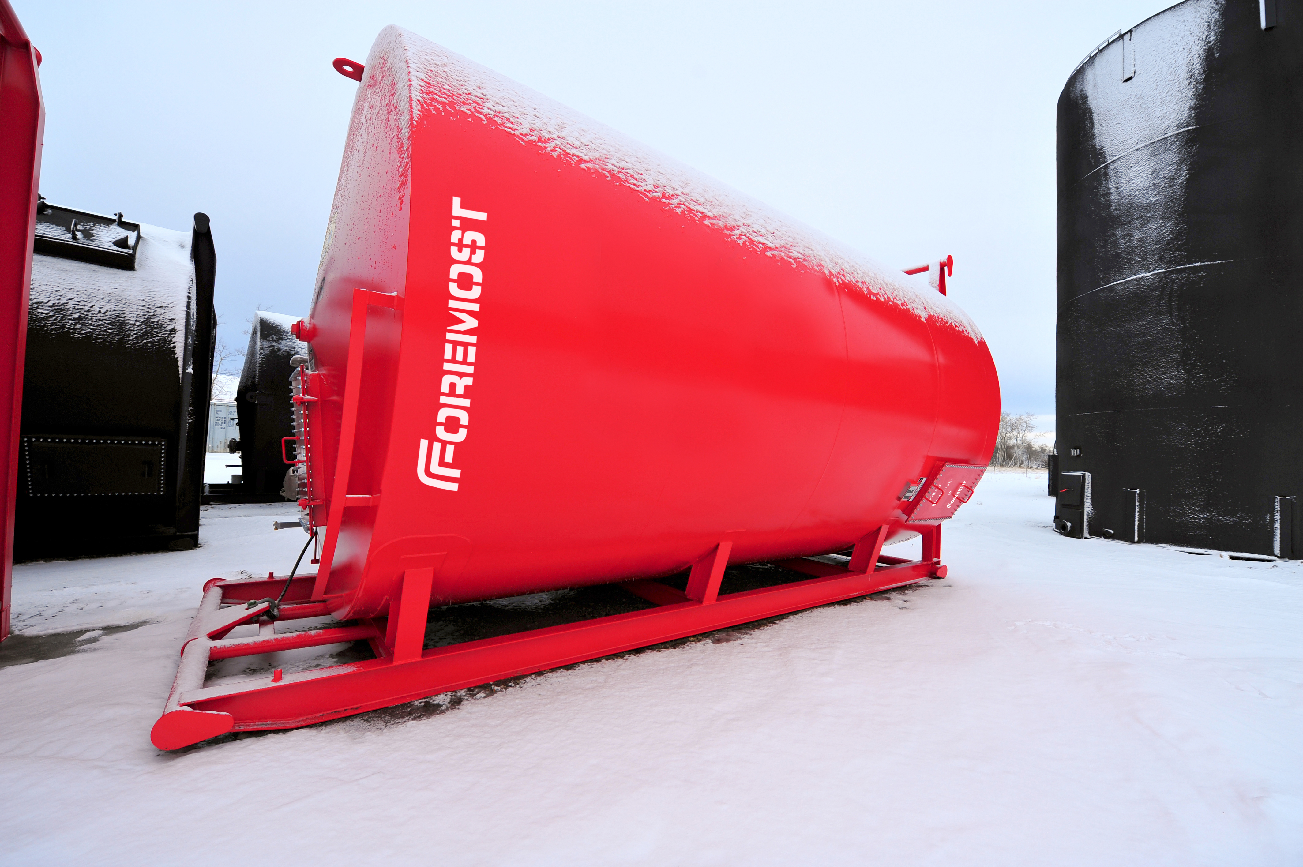 Foremost Rental Style Storage Tank