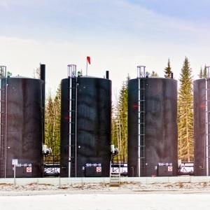 Foremost Storage Tanks