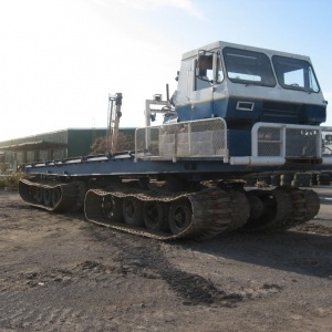 Foremost 1998 Husky 8 Tracked Vehicle husky 8 Husky 8 h8 1998 7 300x300