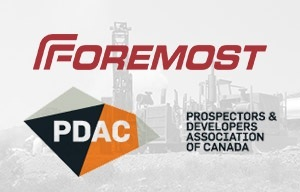 Visit Foremost at 2018 PDAC Convention pdac