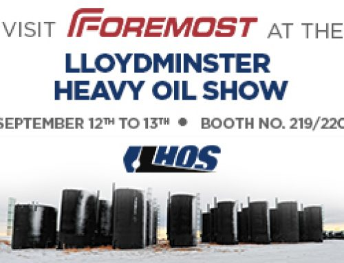 Foremost To Exhibit At Lloydminster Heavy Oil