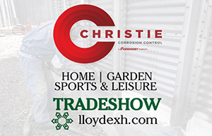 Christie Corrosion Control At The Lloydminster Home and Garden Show ChristieHomeGarden