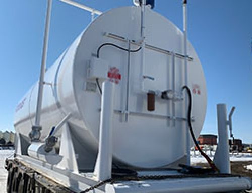 Turnkey Utility Waste Oil Tanks In Stock