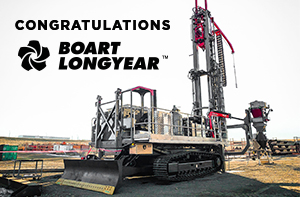 Boart Longyear Purchases Foremost's First Apex 65